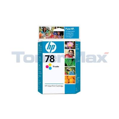 HP NO 78 INKJET TRICOLOR
